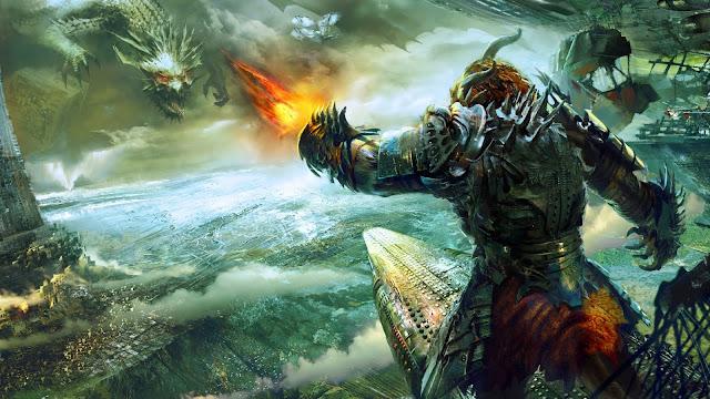 """""""Guild Wars 2"""" Game online hành động free 2012"""