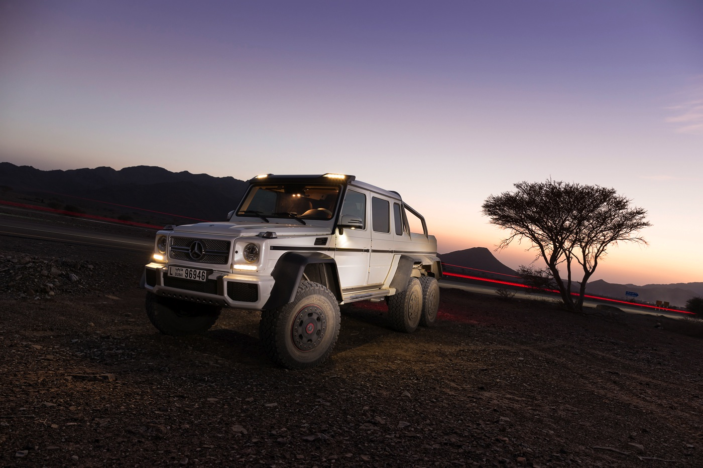 Mercedes G-Wagon 6x6 - cars & life blog | cars fashion ...