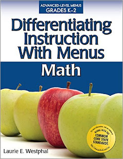 Differentiating Instruction With Menus: K-2 Math
