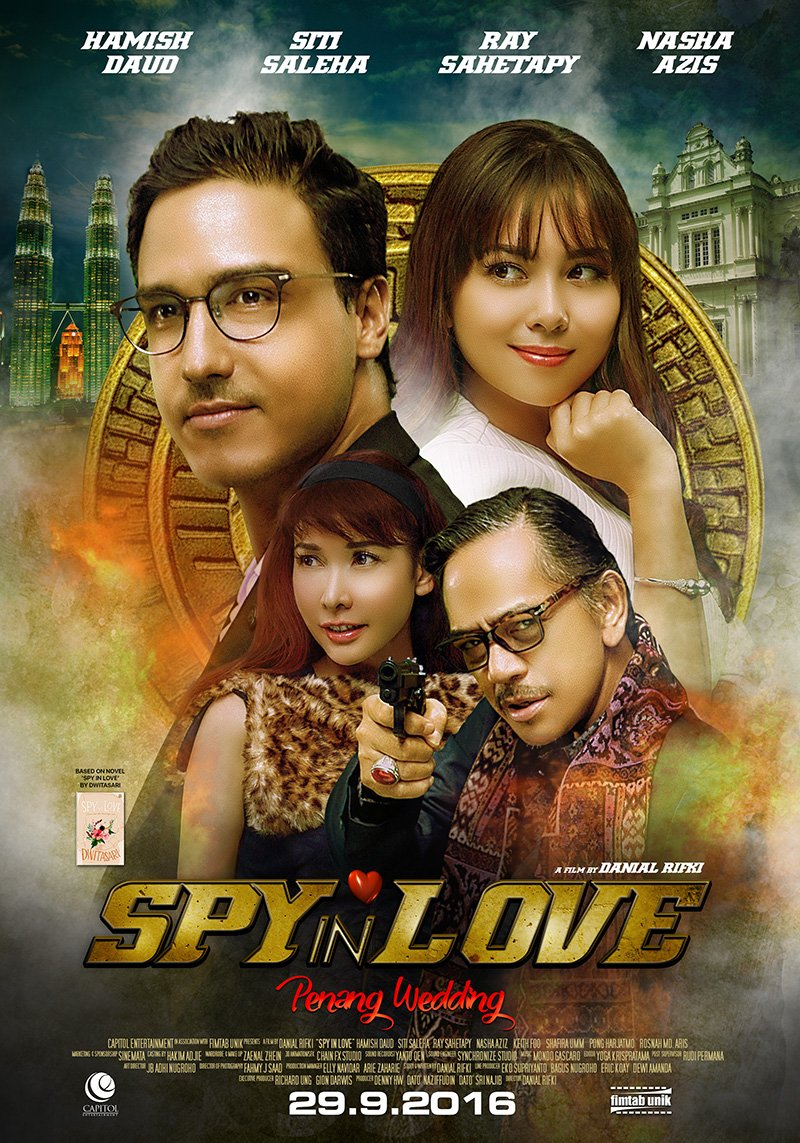 Spy in Love (2016)