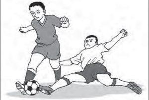 Soal Penjas Pilihan Ganda Materi Sepak Bola Dan Jawaban Ruang Belajar