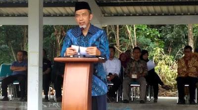 Tanggung Jawab Moral, Harsoyo Mundur Jabatan Sebagai Rektor UII