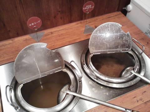 バイキングコーナー(スープ) ステーキガスト一宮尾西店