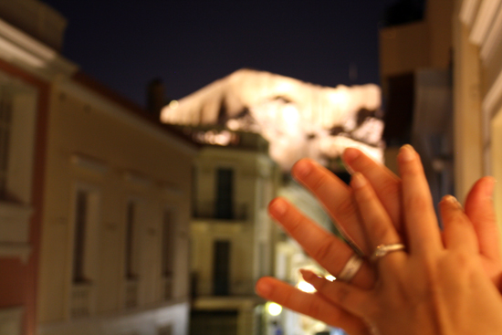 Wedding Ring Selfie Photo Tradition - Athens