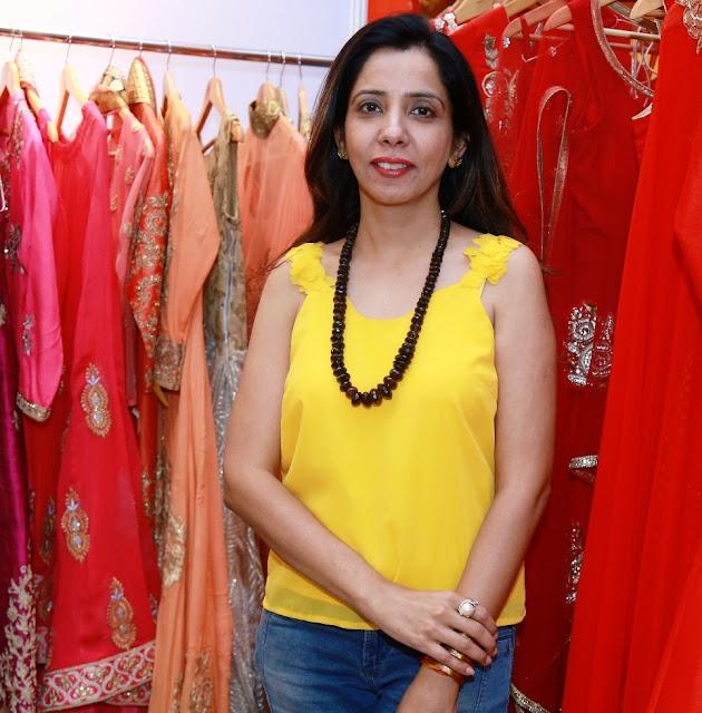 Designer Rosy Ahluwaliya