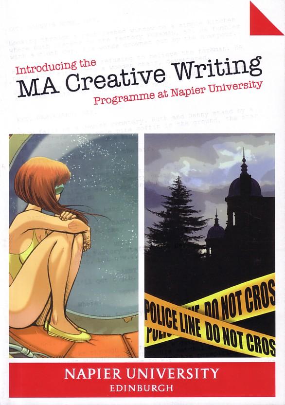 creative writing edinburgh