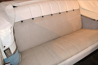 1952 Dodge Royal Convertible Seat Rear