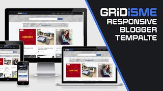 gridisme-responsive-blogger-template