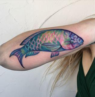 Gambar Tatto Ikan 3