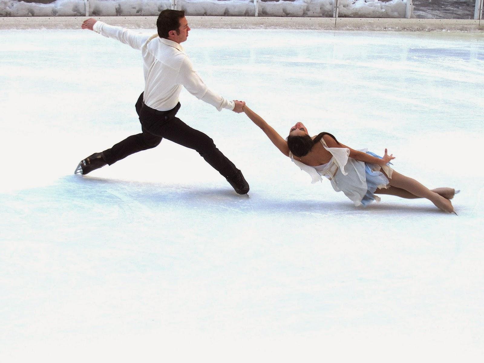 InfiniteBody: Nice on the ice: Ice Theatre of New York