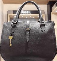 Tampil Cantik dan Elegant bersama tas Fossil label G.
