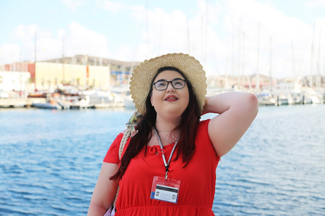 Plus Size Travel Blogger