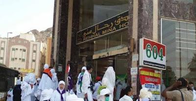 98,95 Persen Telah Siap Pemondokan untuk Jamaah Haji 2017