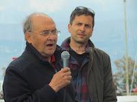 Prosvjed otočana za Zlatni rat koncesiju Supetar slike otok Brač Online