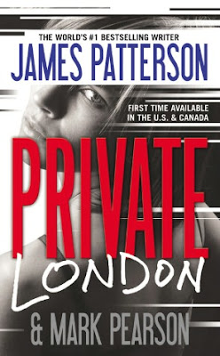 Private London by James Patterson and Mark Pearson - book cover