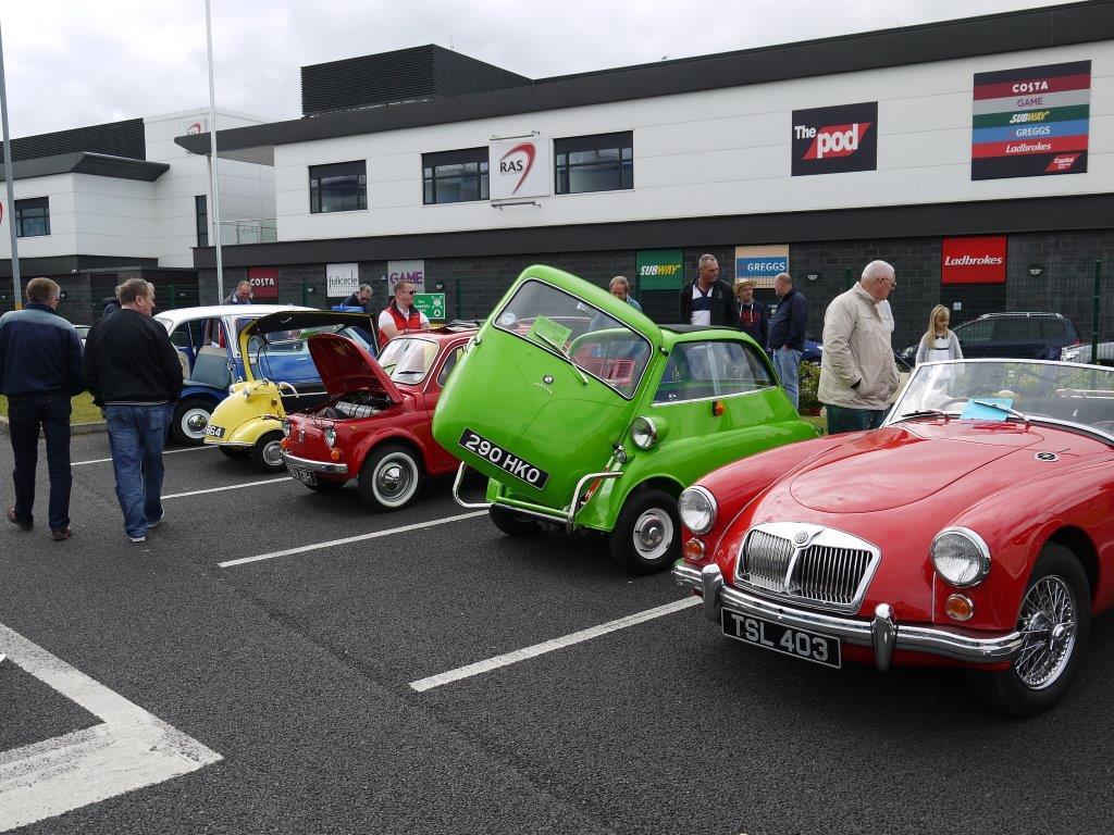 South Wales Classic Car Club Regular Club Activities - Classic car club