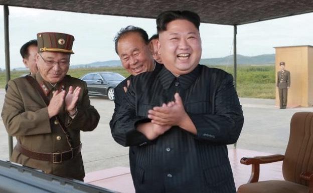 Isu Baitulmaqdis: Ini Respon Berani Mati Korea Utara