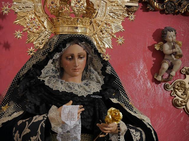 Resultado de imagen de nuestra señora de la caridad de  CÁCERES