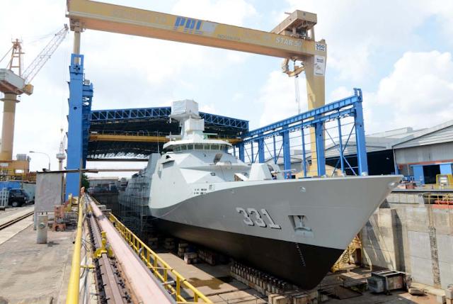 PT PAL Sukses Ekspor Kapal Perang SSV Kedua Pesanan Filipina