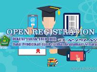 Panduan Pendaftaran Peserta DJJ BDK Semarang