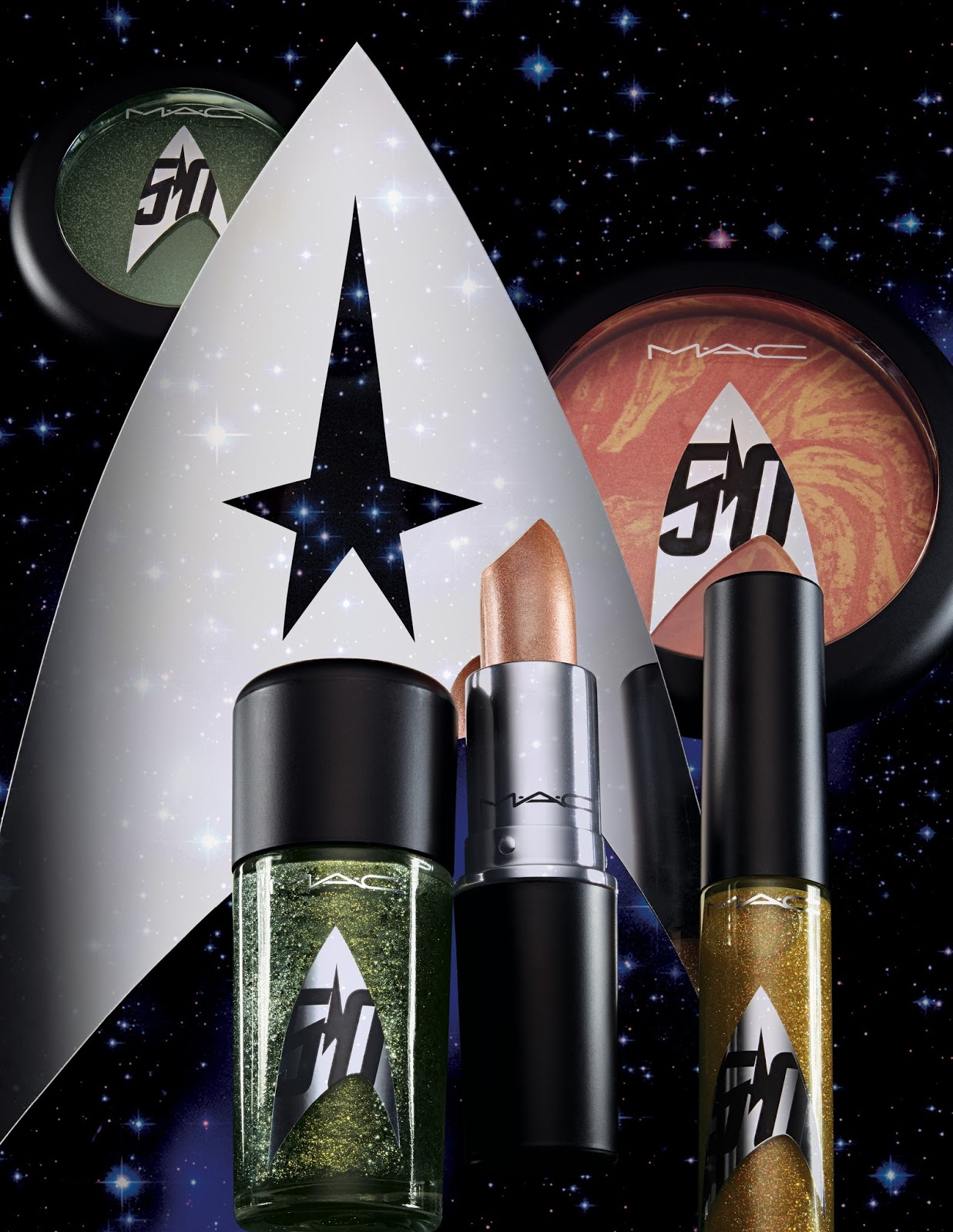 MAC Star Trek Collection – Information