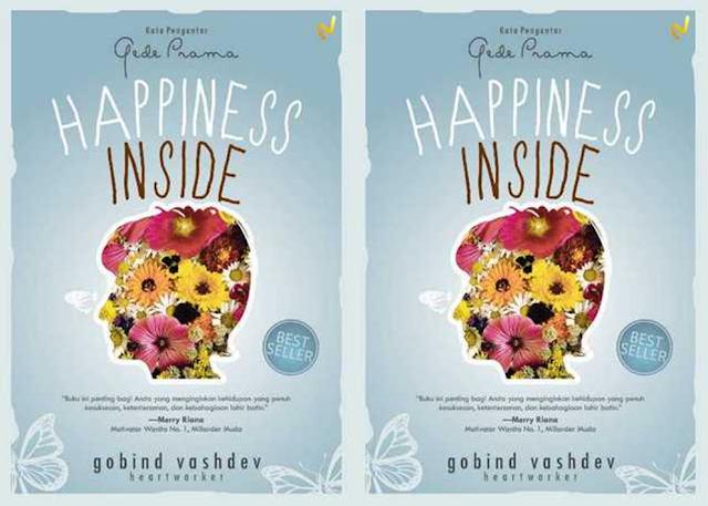 HAPPINESS INSIDE: Cara Bahagia Bersama Gobind Vashdev dan Tika Damayanti