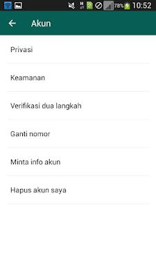 Cara membuat foto profil anda tidak terlihat di whatsapp Tutorial: Cara membuat foto profil anda tidak terlihat di whatsapp