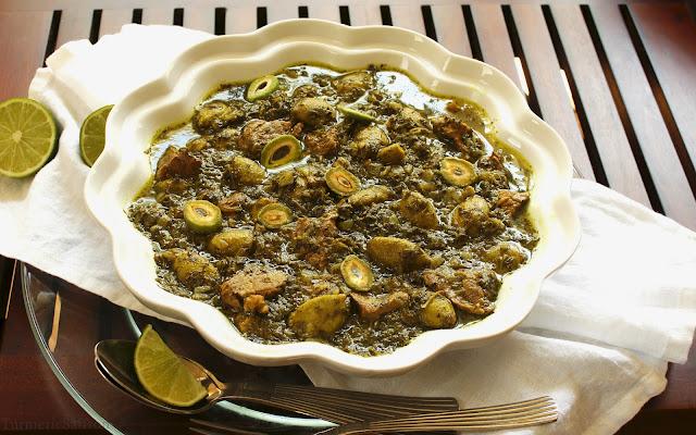 Ẩm thực Iran được biết đến với các món hầm slow-simmered
