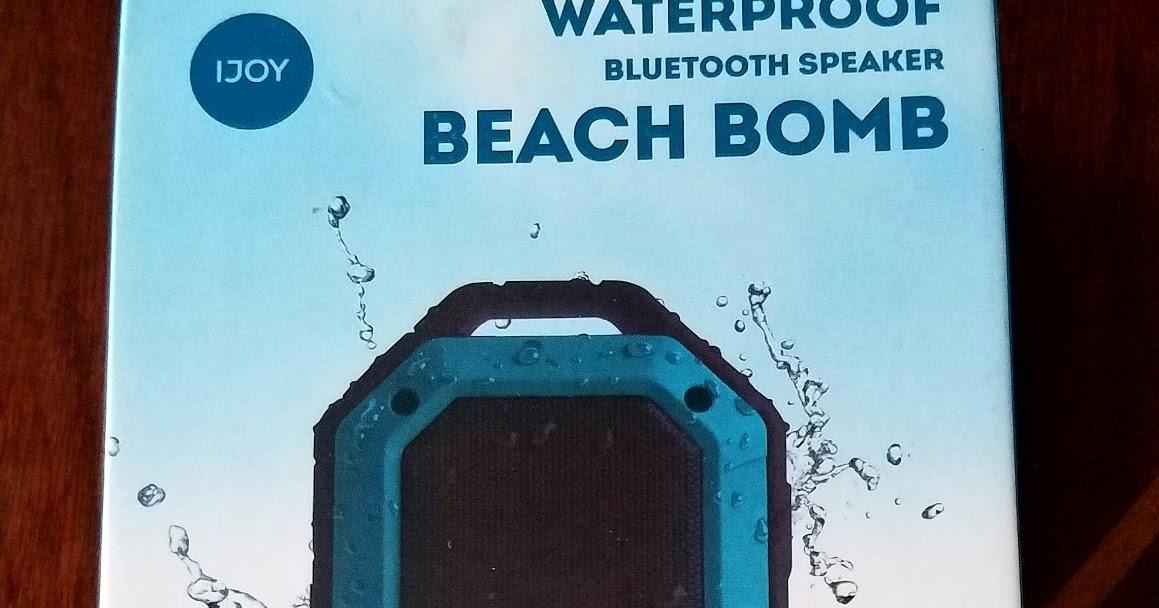 Beach Bomb Speaker Review