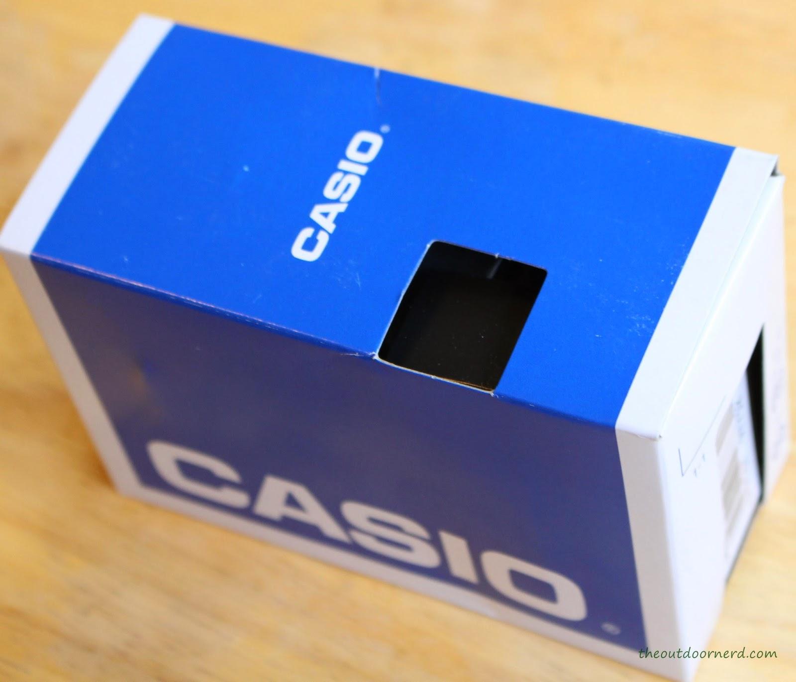Casio MDV106-1A Diver's Watch: In Box 1