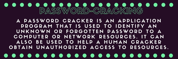 Cyber Security: Password Cracking Tools For Web Application Pen-Testing