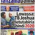 Lowasa Apewa Ushindi na TB JOSHUA,Rais Magufuli aifumua CCM,Simba yaizidi Kete Yanga,Soma Magazeti yote ya leo Jumatano december 14,2016