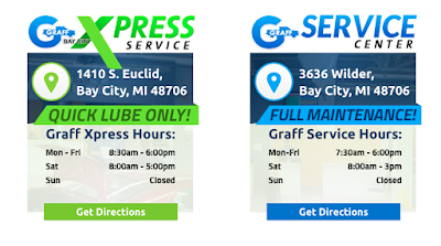 Why You Should Choose Graff Bay City for All Your Auto Service Needs