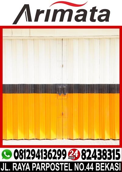 gambar folding gate di karawang