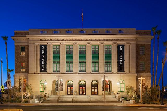 10 museus em galerias em Las Vegas