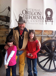 Dobsons 411: Dobson Girls Hit the Oregon Trail