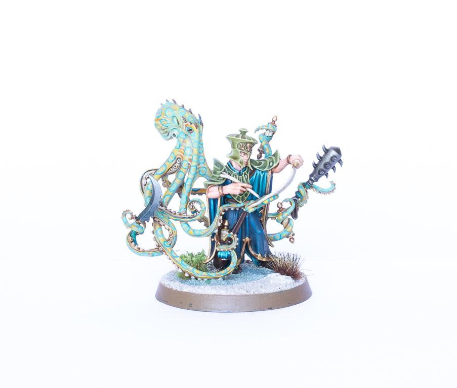Warden of the Soul Ledgers Sealed AOS Warhammer Idoneth Deepkin Lotann