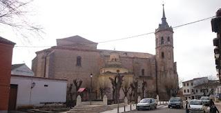 Tembleque, iglesia de Nuestra Señora de la Asunción.