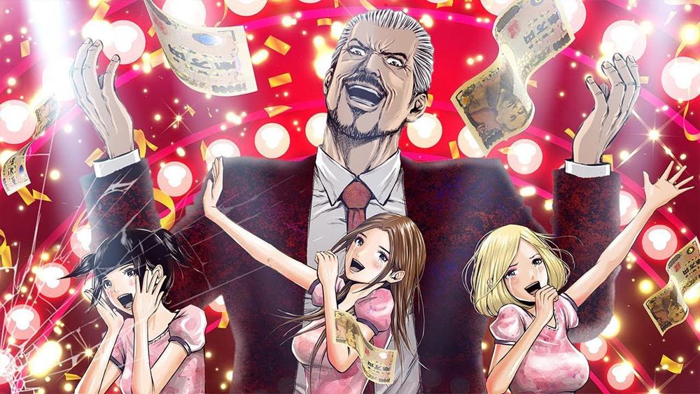 الحلقة 03 أنمي Back Street Girls: Gokudolls مترجم