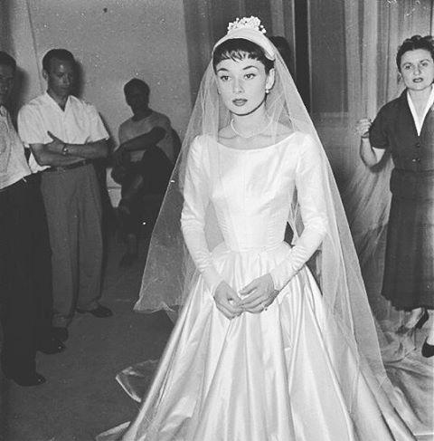 Audrey Hepburn e James Hanson