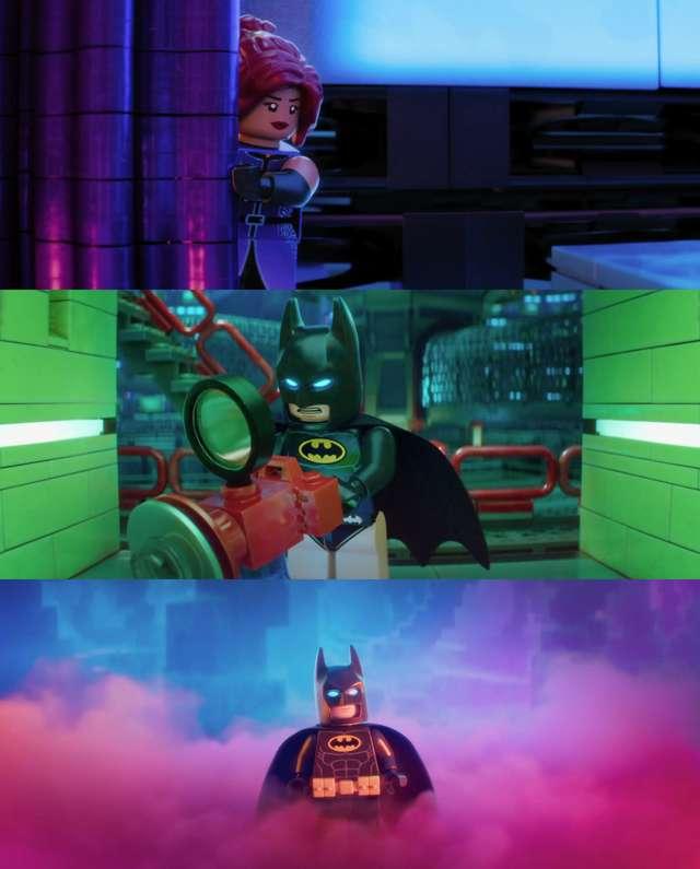 Batman: La Lego Película (2017) HD 1080p y 720p Latino