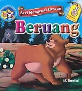 Seri Mengenal Hewan – Beruang – Bilingual & Full Color