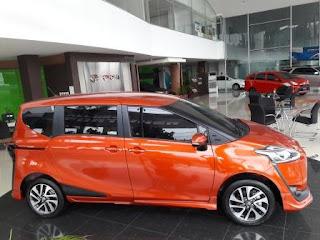 Harga Kredit Toyota Sienta
