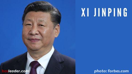 Xi Jinping: Current Leader of China