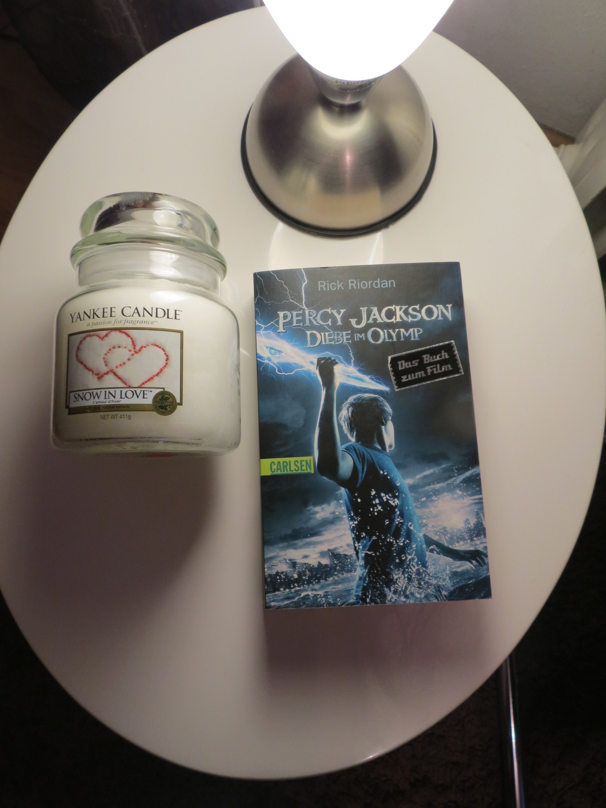 huge inventory best price the latest Alexa Marie Beauty: Buchreview: Percy Jackson - Diebe im Olymp