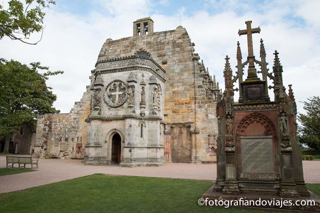 Rosslyn chapel, la asombrosa capilla del código da Vinci