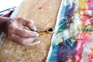 Cara Memilih Batik Dan Kain