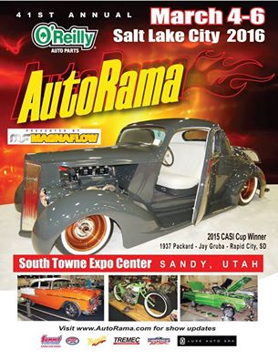 On The Road With Zoom Autorama Salt Lake City 2016
