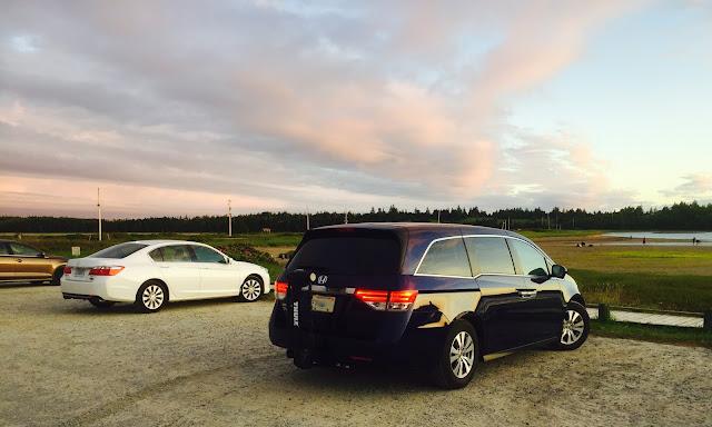 2015 Honda Odyssey EX MacKormacks Beach