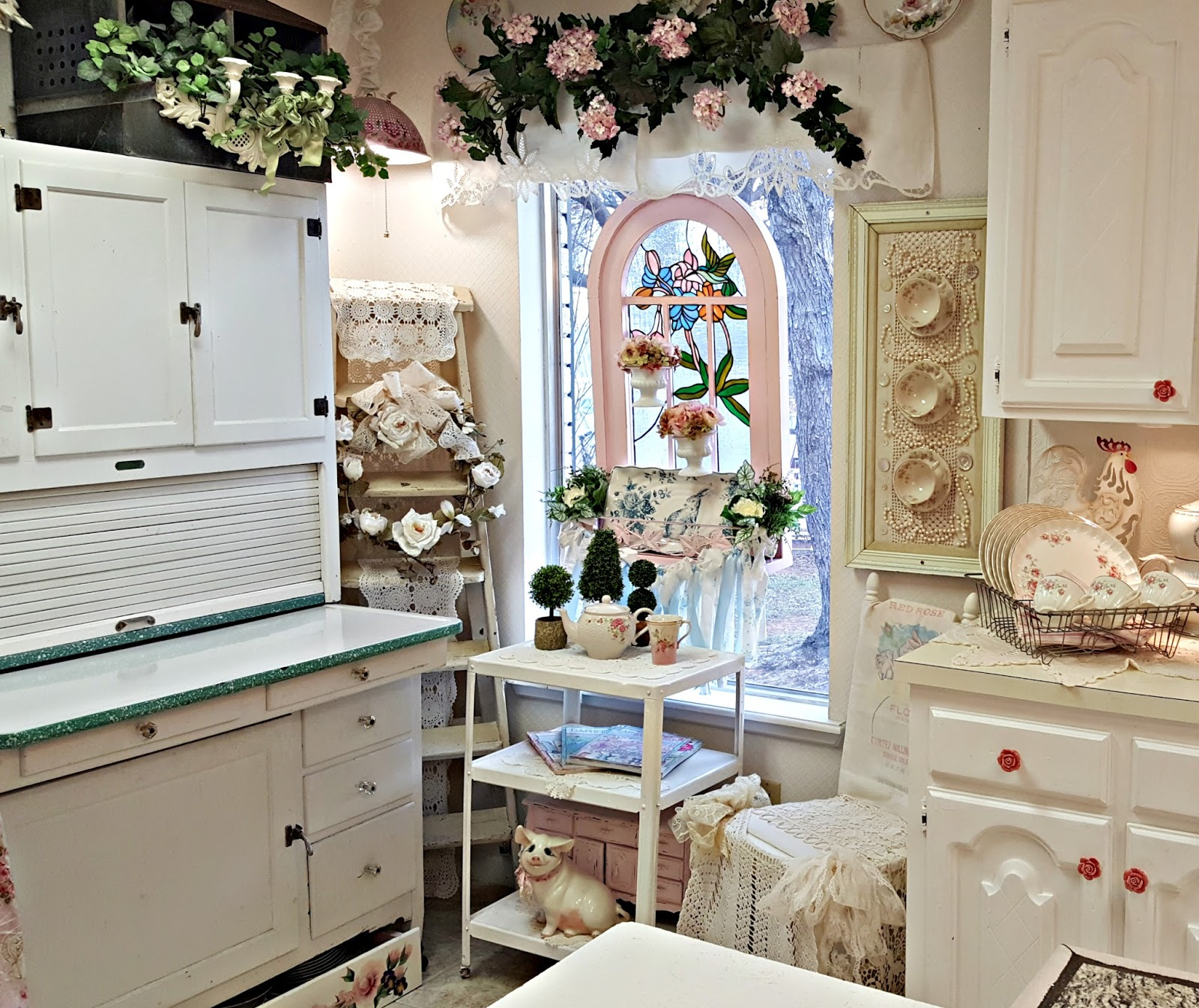 Deep Clean Kitchen: Penny's Vintage Home: Deep Cleaning The Kitchen